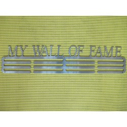 Medal Hanger - My Wall of Fame