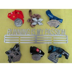 Medal Hanger - Running is My Passion